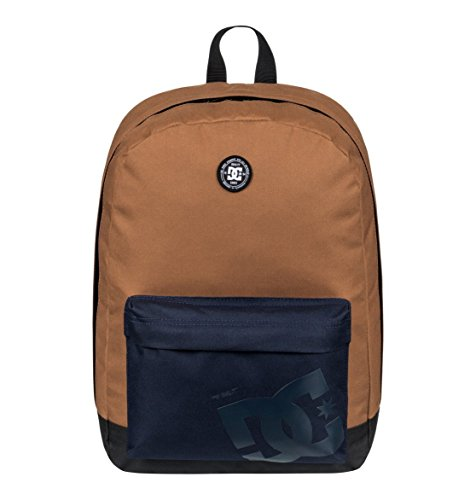 DC Shoes Backstack Cb Mochila tipo casual, 52 cm, 18.5 litros, Sudan Brown