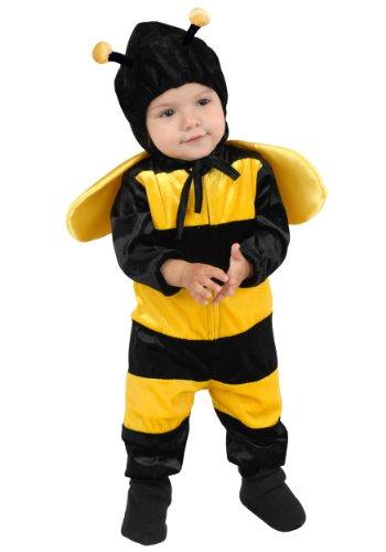 Charades Kost-me 83035CH Kleinkind Little Bee Kost-m (Bee-kleinkind-spielzeug)