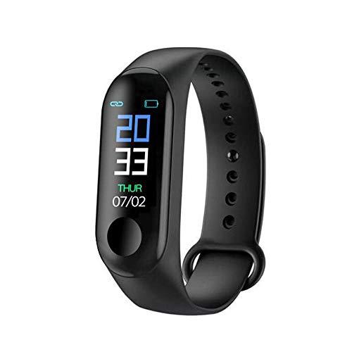 TEEPAO M3 Fitness Tracker pulsera inteligente Bluetooth