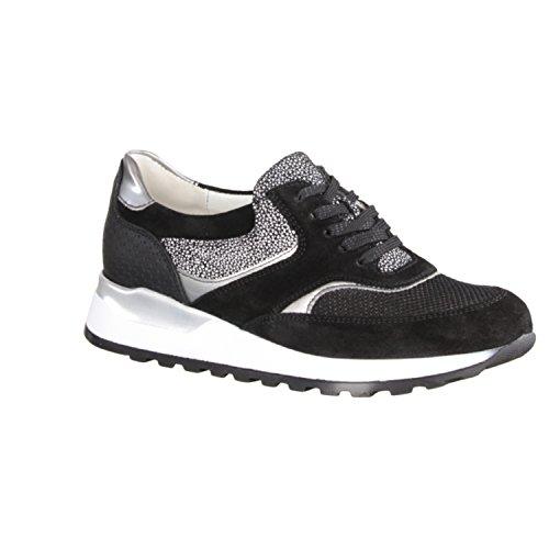 Gabor Comfort 76.134 47 Malta, Noir|Chaussures femme