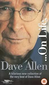 Dave Allen: On Life [VHS]