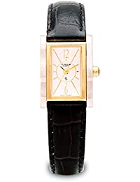 FOCE Analog Silver Dial Women's Classic Slim Watch - F423LCL-SILVER