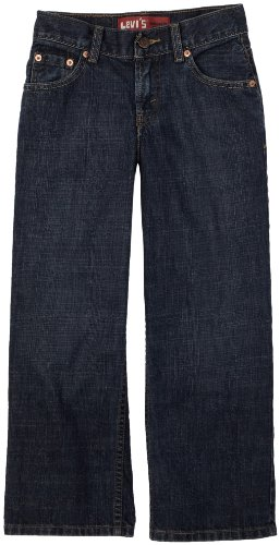 Levi's Boys' 550 Relaxed Fit Jeans - Levis 550 Jeans