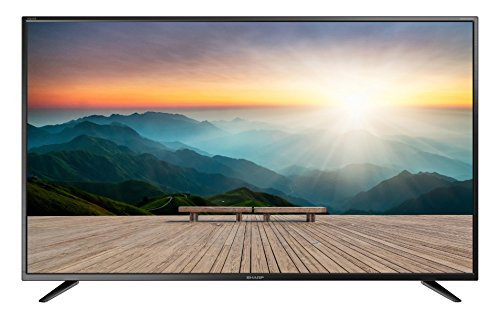 Sharp LC-32CHG4041K 32-Inch LED TV HD Ready with Freeview HD [Energy Class a_plus], Black