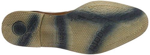 bugatti Herren 311251011100 Derby Braun (cognac 6300)