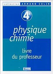 Physique, chimie : 4e. Livret du professeur 98