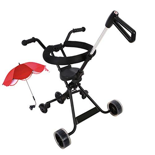 Peixia Department Store Kinderwagen ★ Ultra Lightweight Kinderwagen ★ Klapp-Kinderwagen ★ Geeignet für 2-5 Jahre Alt Baby Buggys Kinderwagen (Farbe : 1#)