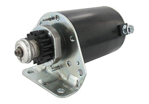 Greenstar 6277Anlasser elektrisch mit Ritzel 16Zähne anpassbar für Briggs & Stratton (Briggs Und Stratton Starter)
