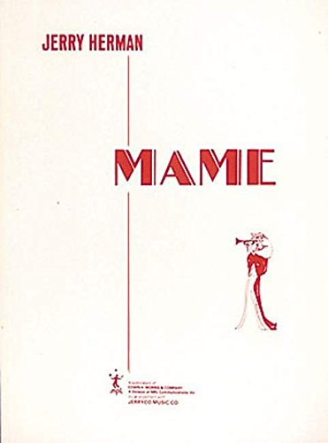 mame-vocal-score