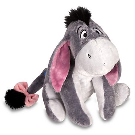 Winnie the Pooh Eeyore Disney's Disney Eeyore Plush stuffed bear 12 inches 30cm (japan import) (Eeyore 12 Plüsch)