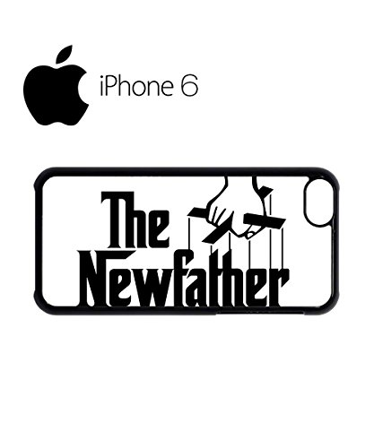 The New Father Cool Swag Mobile Phone Case Back Cover for iPhone 6 Black Blanc