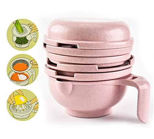 Baby Food Grinder, Multi-Función Manual Alimentos