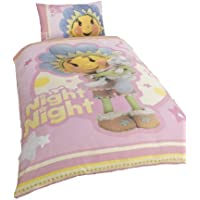 Character World Fifi Night Night Panel Duvet Set, Single