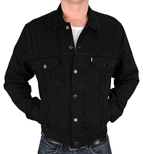 Levis Jeansjacke schwarz, Größe:XL