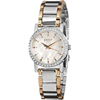 DKNY Dress Watch For Women Analog Stainless Steel - NY8222