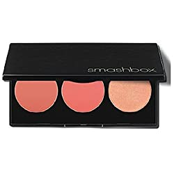 Smashbox L. A. Lights Blush & Highlight Culver City Coral Palette