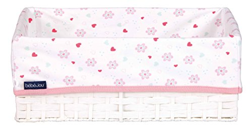 bebe-jou-sweet-birds-storage-boxes-baskets-storage-basket-pink-white-cotton-pattern-rectangular-indo