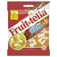 Perfetti Van Melle Caramelle Fruittella Cola Frutti Naturali 90 g