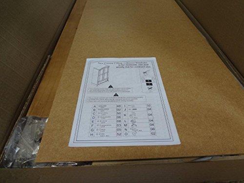 Mercers Furniture Corona 2-Door 1-Drawer Arch Top Wardrobe – Pine