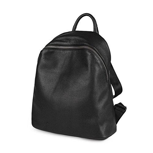 Doppelte Umhängetasche/Damen casual vielseitiger Rucksack/Korean Fashion-Tasche-A A
