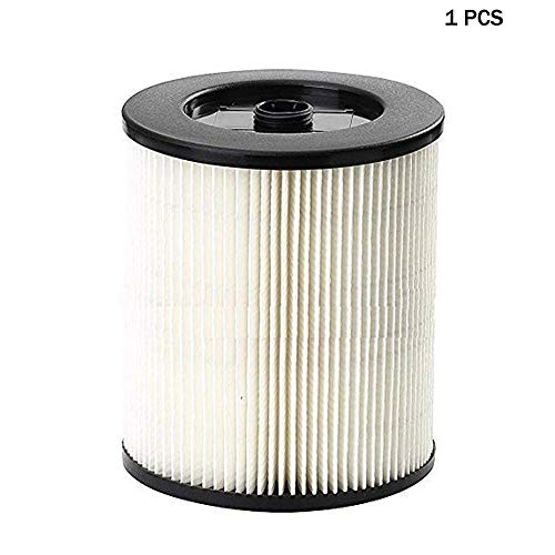 OxoxO Replacement Filter Fit Shop VAC Craftsman 9-17816 Wet Dry Vacuum Air Cartridge Filter (1 Pc) (17816 Filter)