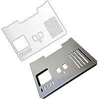 3 x Schutzfolie für DeLonghi PrimaDonna ECAM 656.85 MS & 656 75.MS Abtropfblech - Tassenablage - Abstellblech