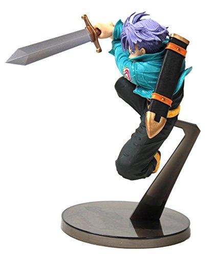 "Banpresto Dragon Ball Z Scultures Figure 49090 4"" Future Trunks Action Figure 3"