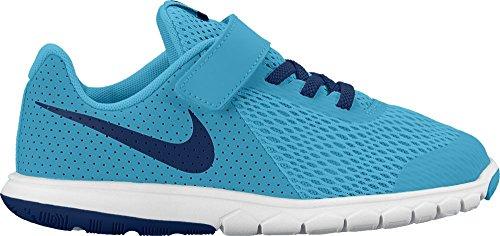 Luz Modelo Azul Azul Tênis Jovem A Jovens Nike 5 Flex Marca De Experiência Nike Cor qnwaO0