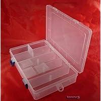 Plastikbox pesca caja señuelos caja accesorios CAJA Angel Box Tacklebox SN MP2038B)