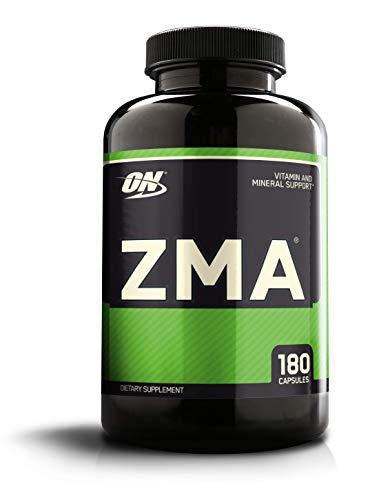 Optimum nutrition, zma, capsule