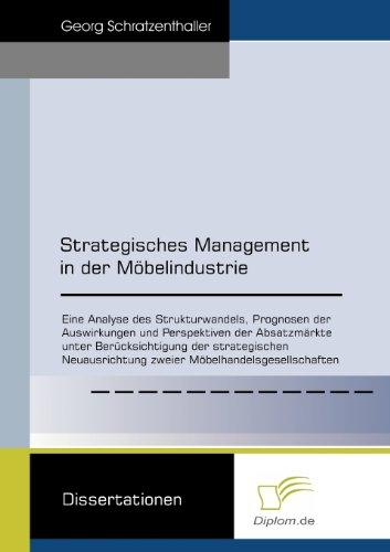 Strategisches Management in der Möbelindustrie