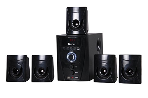 Flow Flash 5.1 Channel Home Theatre System (Black)