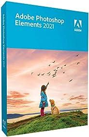 Adobe Photoshop Elements 2021 Standard 1 Device Windows/Mac Disc
