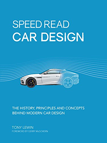 Speed Read Car Design (English Edition) -