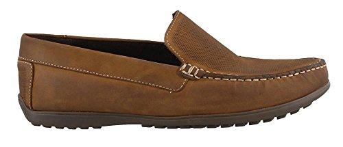 Rockport Mens, Bayley Venetian Slip On Shoes Camel Leather