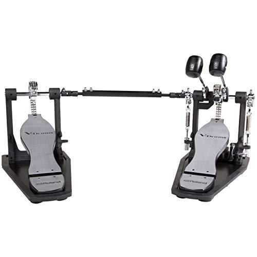 Robustes Roland Double-Bassdrum-Pedal mit Noise Eater-Technologie - RDH-102