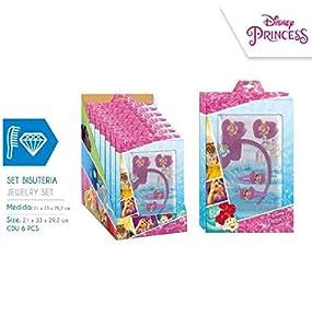 Disney Princesas Accesorios De Pelo, (Kids Euroswan KD-WDPR92104)