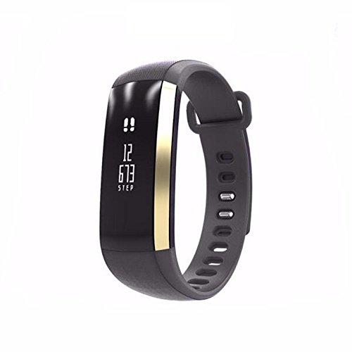 LENCISE Original Smart Band Heart Rate Blood Pressure Oxygen Oximeter Sport Bracelet Clock Watch Inteligent Pulse Smart Bracelet for Android IOS.