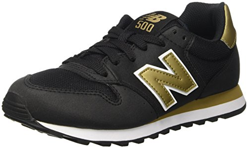 new-balance-500-sneakers-basses-femme-multicolore-black-gold-38-eu