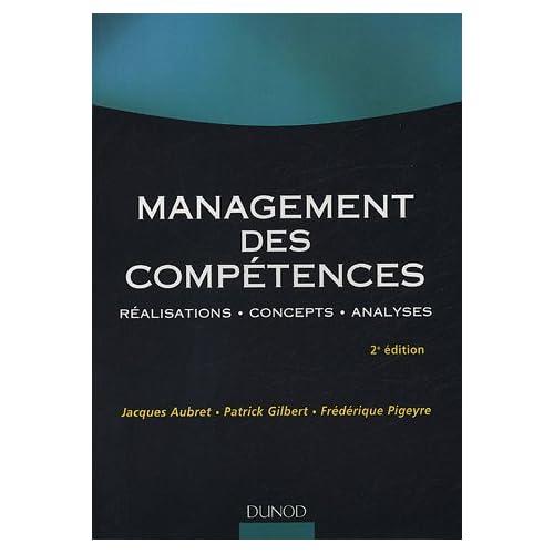 Management des compétences : Réalisations, Concepts, Analyses
