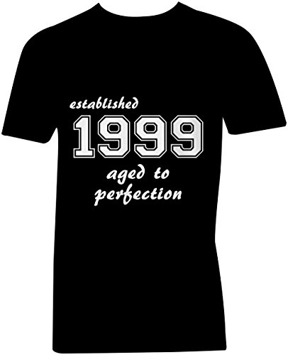 Established 1999 aged to perfection