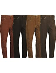 Pantalones de cuero al aire libre para hombres y mujeres - Nubuck 5 colores