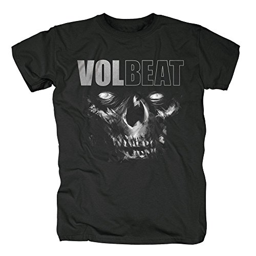 T-shirt da uomo Volbeat - The Outlaw Ghoul nero Small
