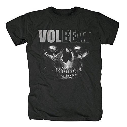T-shirt da uomo Volbeat - The Outlaw Ghoul nero Small
