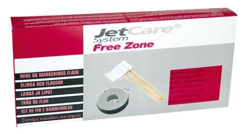 Dynavet 5284180 Jet Care Free Zone zusatz Draht und Flaggen