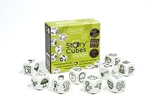 Hutter 603994 - Story Cubes Voyages, Würfelspiel