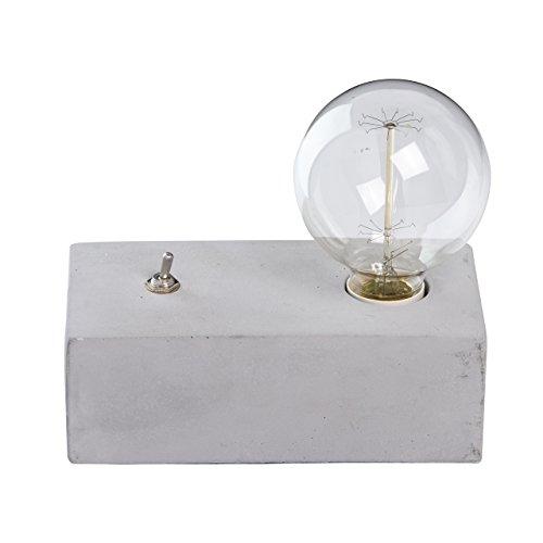 moderne-tischleuchte-industrial-stil-1-flammig-chromfarbiges-metall-grauer-betonschirm-sanftes-licht