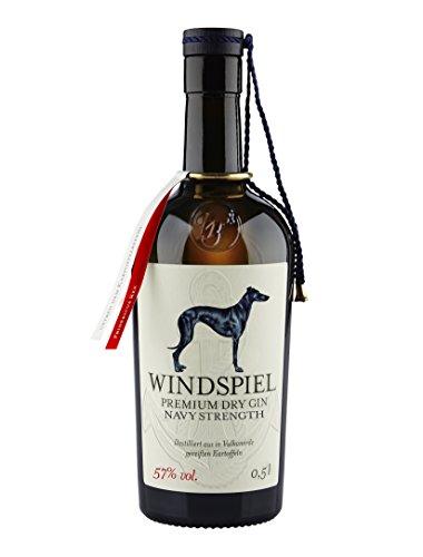 Windspiel Navy Strength Gin (1 x 0.5 l)