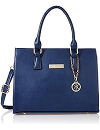 Kathleen Kelly NY Women's Handbag (Dark Slate) (KK007DS)