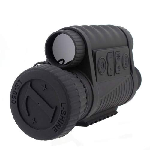 LS-650 Monocular de Visión Nocturna Night Vision Camera Goggles Binocular Monocular Hunting NV Security...